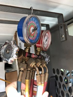 yellow jacket freon gauges for Sale in Royal Palm Beach, FL