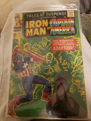 Marvel tales of suspense comic for Sale in Chandler, AZ