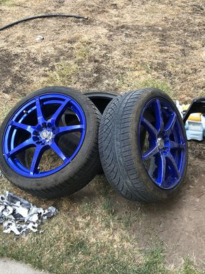 Tires and wheels for Sale in Layton, UT