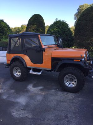 72 Jeep cj5 with 304 for Sale in Pennington, NJ