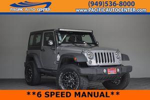 2014 Jeep Wrangler for Sale in Costa Mesa, CA