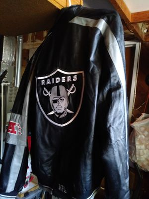 Raider jacket for Sale in Bay Point, CA