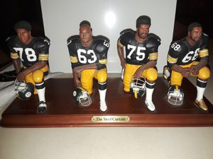 Pittsburgh Steelers Steel Curtain for Sale in Surprise, AZ