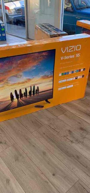 Vizio TV!! All new with Warranty! 55 inch television! XKP for Sale in Houston, TX