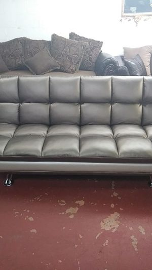 Futon brand new we finance for Sale in Cleveland, OH