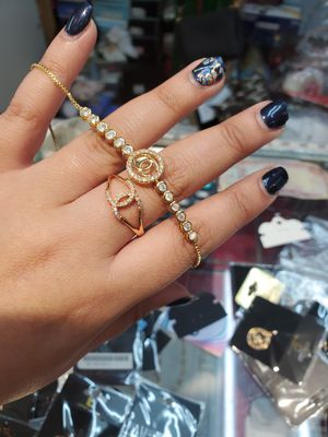 Ring and bracelet set for Sale in Marietta, GA