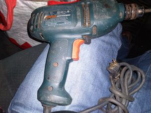 Black and decker drill for Sale in Carmichael, CA
