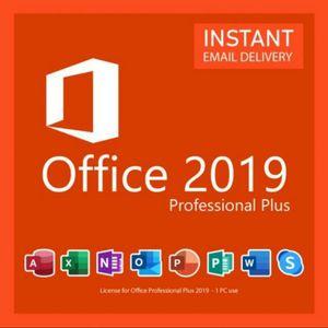 Microsoft Office 2019 for Sale in Elizabeth, NJ