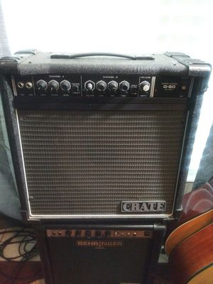 Crate G-60 Guitar Amp for Sale in Portsmouth, VA