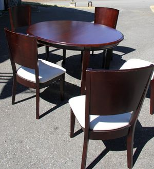 Dining table and chairs for Sale in Woodinville, WA