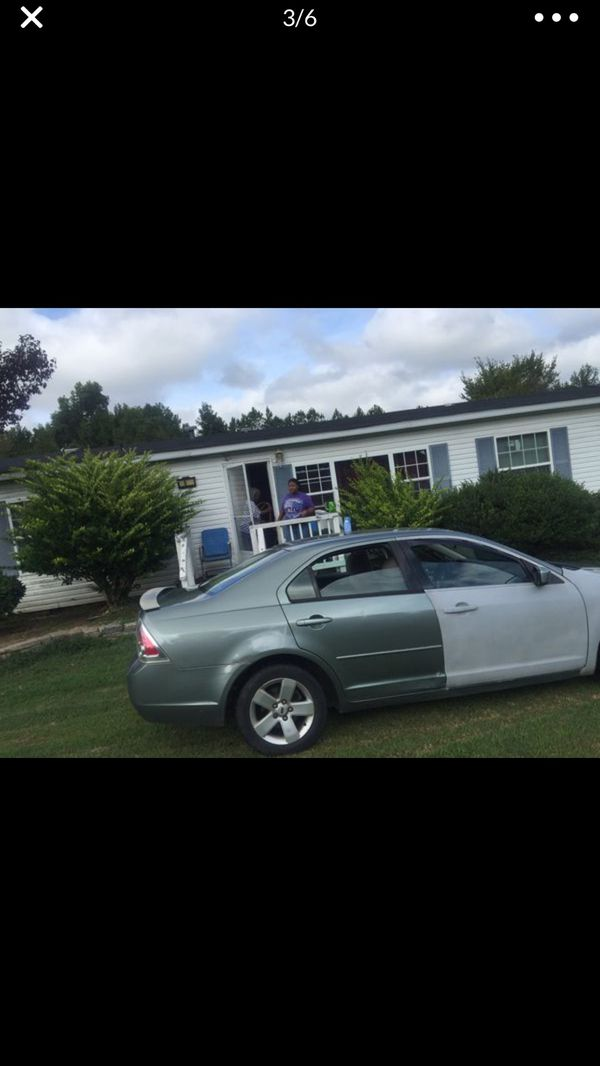 2006 Ford Fusion For Sale In Oxford Nc Offerup