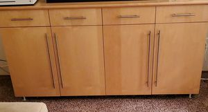 Entertainment center for Sale in Tacoma, WA