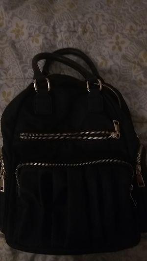 Black backpack/purse for Sale in Kearns, UT