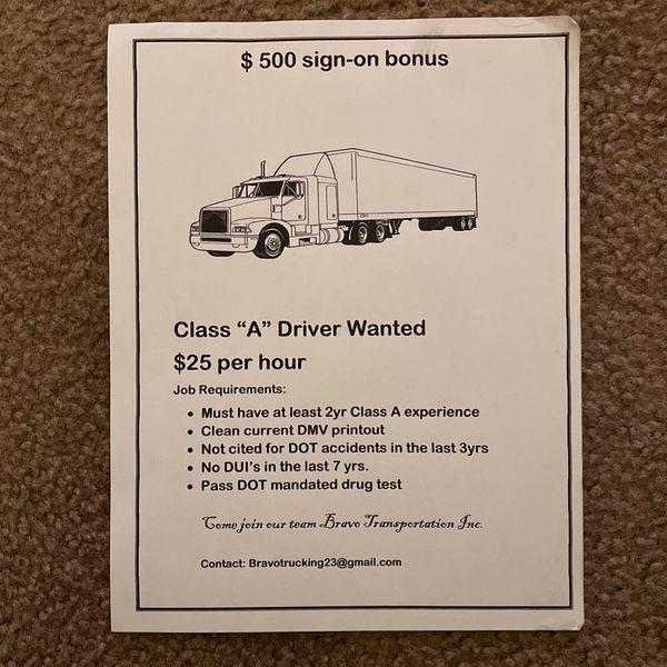 Trucks Trailers General
