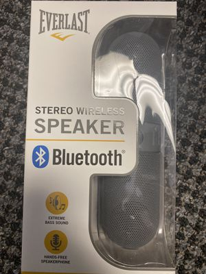 Blue Tooth Speaker for Sale in Springfield, VA