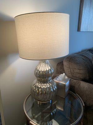 Mercury glass lamp for Sale in Arlington, VA