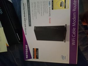 Modem router for Sale in Naugatuck, CT