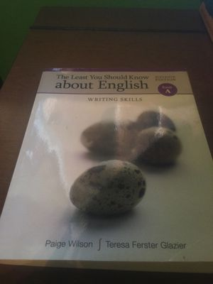 General Education College Textbook for Sale in Sanger, CA