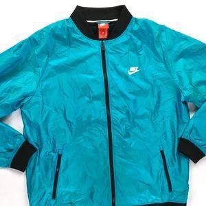 Nike Varsity Bomber Windrunner Iridescent Jacket for Sale in Arlington, VA