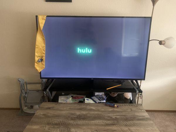 """TCL 55"""" Roku Smart Tv"""