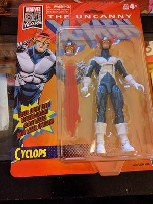 Marvel Legends X Men Retro Cyclops for Sale in Riverside, CA