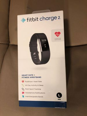 Fitbit Charge 2 (Large) - Sale for Sale in Parlin, NJ