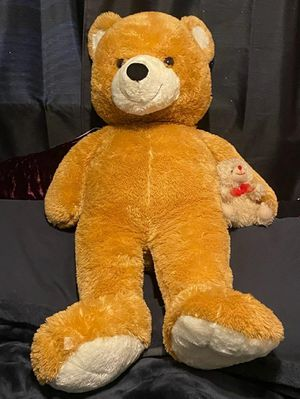 100cm / 3 Feet Tall Giant Teddy Bear for Sale in Manassas, VA