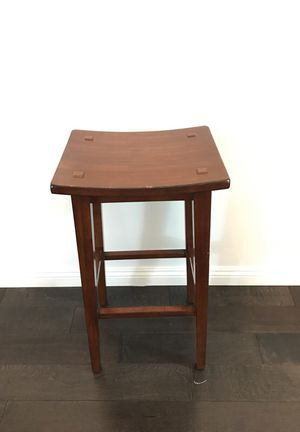"""30"""" solid wooden stool for Sale in New York, NY"""