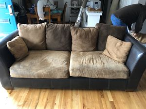 Couch, loveseat, and ottoman for Sale in Wheat Ridge, CO