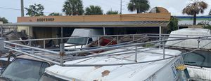 """Steel tube awning frame 102"""" X 216"""" for Sale in Hollywood, FL"""