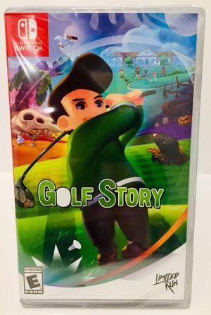 Golf Story Nintendo Switch for Sale in Mill Creek, WA