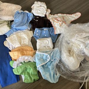High Quality Adjustable Cloth Diapers, Inserts, and Bags for Sale in Arlington, VA