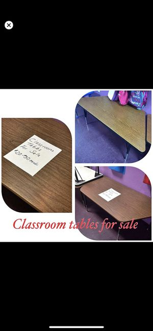 Classroom tables for Sale in Lehigh Acres, FL