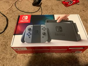 Nintendo Switch w games for Sale in FAIRMOUNT HGT, MD