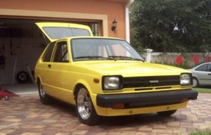 Toyota Starlet 1981 for Sale in Miami, FL