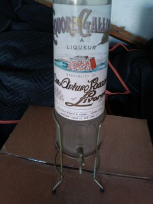 Bottle antique for Sale in Los Angeles, CA