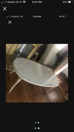 Marble Antique Table for Sale in Los Angeles,  CA