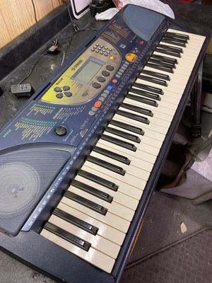 Yamaha keyboard midi for Sale in Plainfield, IL