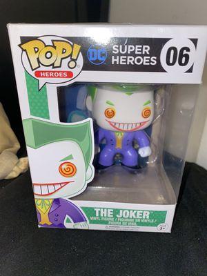 The joker Funko pop for Sale in Montebello, CA