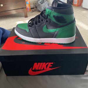 Brand new Jordan 1 High Green Pine. Size 10 for Sale in Marietta, GA