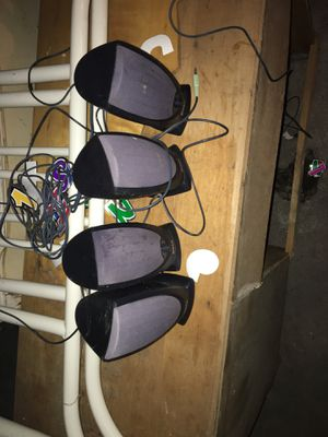 Dell computer speakers for Sale in Boston, MA