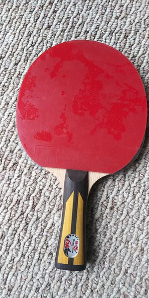 Double Fish 6AC 🏓 Ping Pong Table Tennis Racket. for Sale in Hillcrest Heights, MD