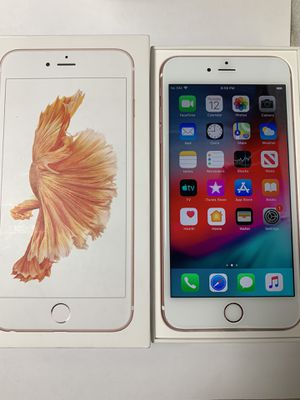 iPhone 6S Plus 64GB AT&T / Cricket for Sale in San Jose, CA