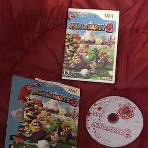 Mario Party 8 (Wii, 2007) CIB for Sale in Murrieta, CA
