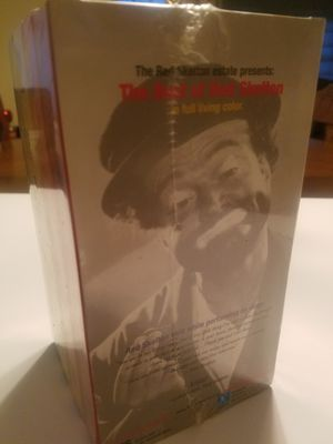 The Best of Red Skelton - 4 VHS for Sale in South Windsor, CT
