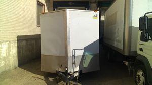 7x16 enclosed trailer for Sale in Dallas, TX