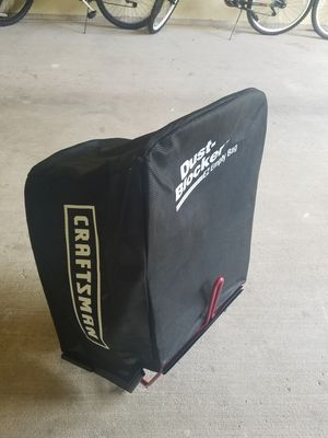 Craftman Dust Blocker EZ Empty Bag for Sale in Dallas, TX