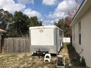 Lark enclosed car hauler for Sale in Spring Hill, FL