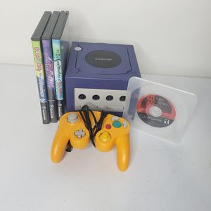 Nintendo Gamecube Console Super Smash Bros. Spyro for Sale in Alvin, TX