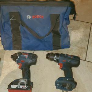 Drill impact set. for Sale in Pomona, CA